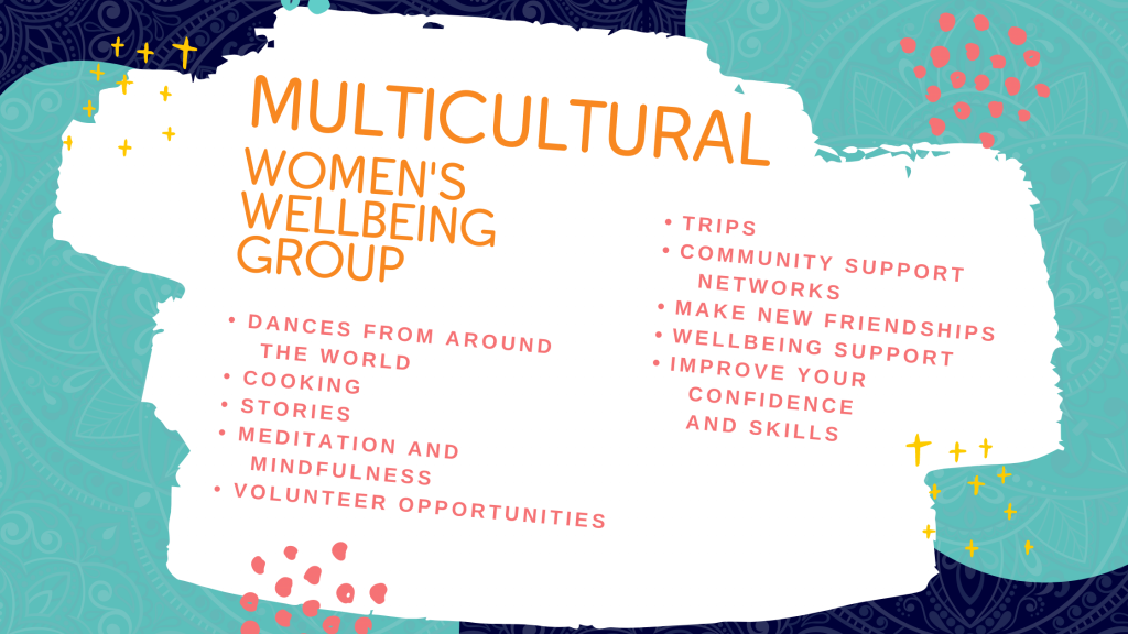 Multicultural Women's Wellbeing Group